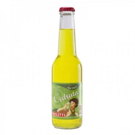 Cedrata Paoletti - Bottiglia da 0,25 lt
