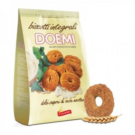 Biscotti Integrali Doemi - 500gr