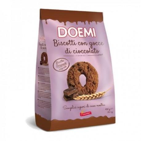 Biscotti con Gocce di Cioccolato...