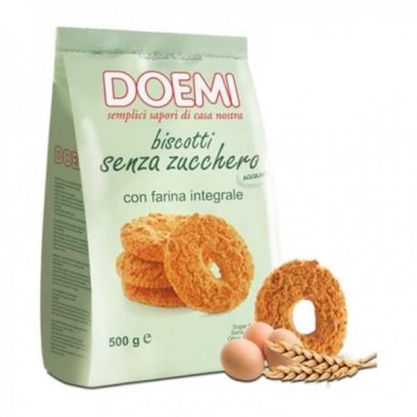 Biscuits complets sans sucre Doemi -...