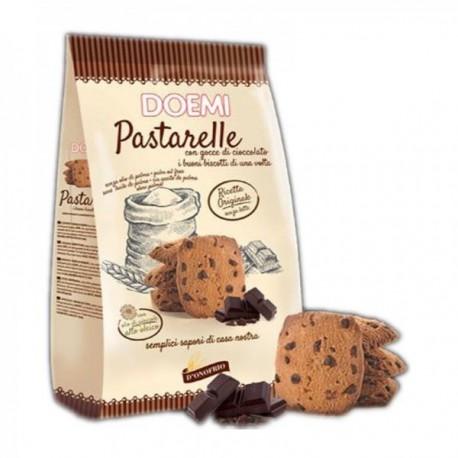 Pastarelle con Gocce di Cioccolato e...