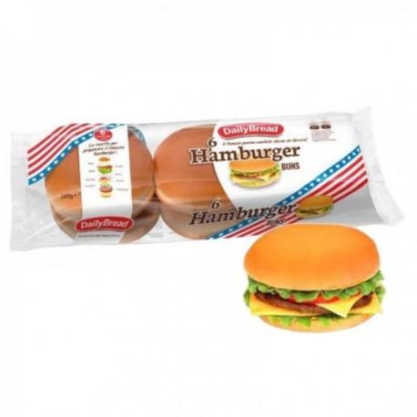 DailyBread Hamburgers Normal - 6...