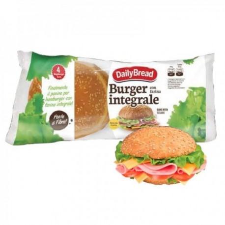 Megaburger Complet au Sésame...