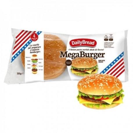 Megaburger au Sésame DailyBread - 4...