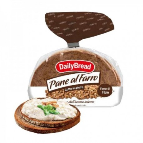 Pain d' DailyBread - 8 Tranches 500gr