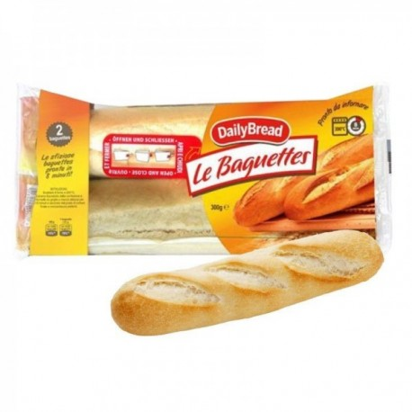 Baguettes Precotte DailyBread - 2...