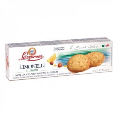Biscotti Limonelli con Granella di...