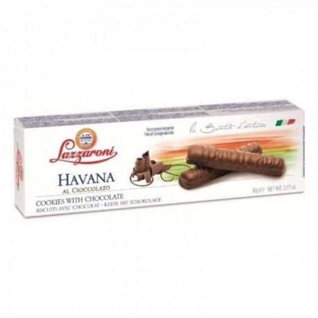 Biscuits Havana au Chocolat Lazzaroni