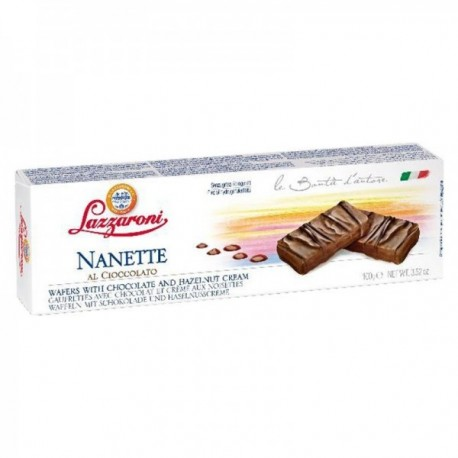 Biscuits Nanette au Chocolat Lazzaroni