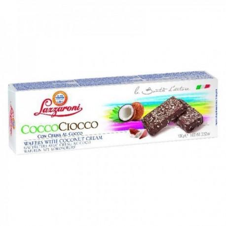 Biscotti Cocco Ciocco con Crema al...
