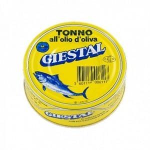 Thon des Açores à l'huile d'olive Giestal - Boîte de 150gr
