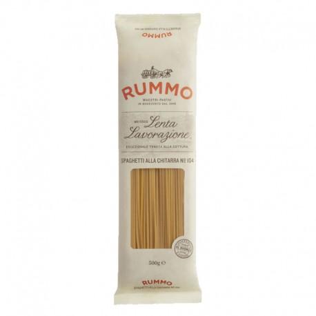 Pâtes RUMMO Spaghetti alla Chitarra n°104 - Pack de 500gr