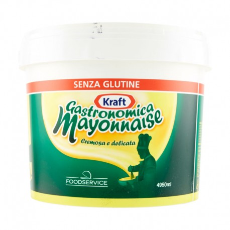 Mayonnaise Gastronomica - 5 kg Eimer