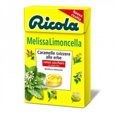Caramelle Ricola Melissa Limoncella 50gr