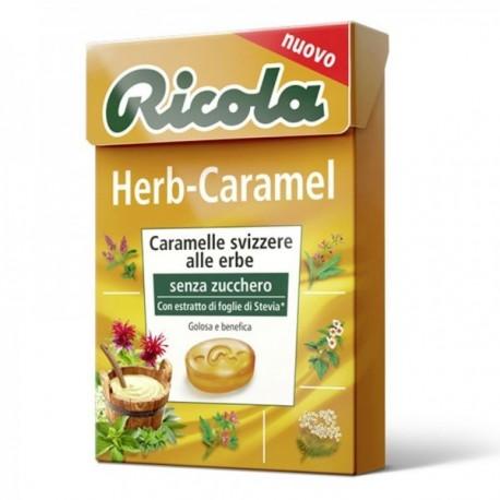 Caramelle Ricola Herb Caramel 50 gr
