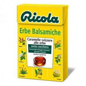 Ricola Herbes Balsamiques 50 gr