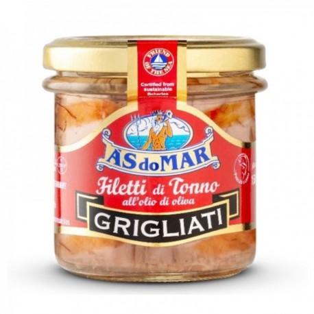 As Do Mar Filets de Thon Grillés à...