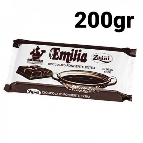Chocolat Extra Noir - Bloc de 200gr