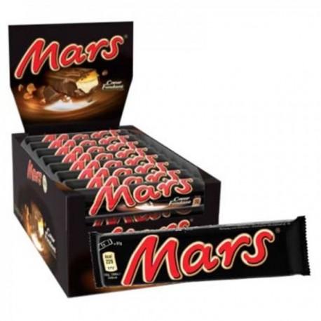 Mars Caramel et Chocolat au Lait 51gr...