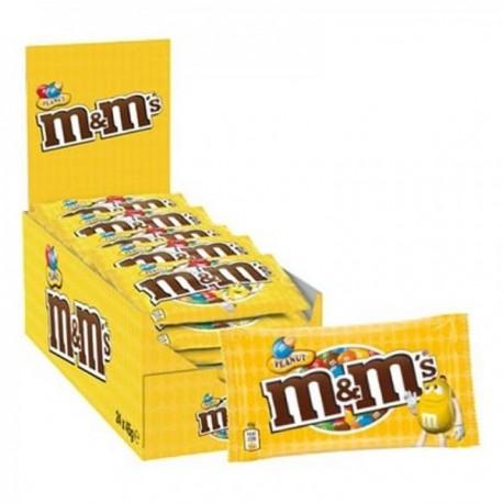 Cacahuètes M&M's 45gr - Présentoir de...