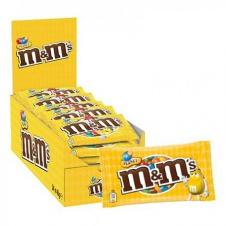 M & M's Arachidi 45gr - Espositore da...