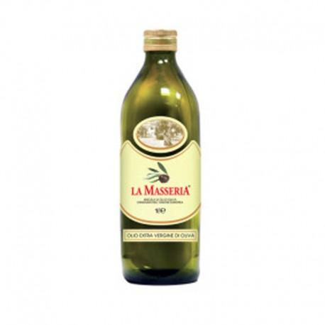 Huile d'Olive Extra Vierge La Masseria - Bouteille 1lt
