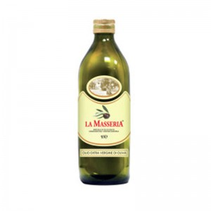 Olio Extra Vergine di Oliva La Masseria - Bottiglia da 1lt