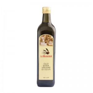 Huile d'Olive Extra Vierge La Masseria - Flacon 500ml