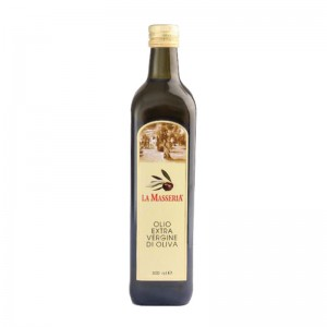 Olio Extra Vergine di Oliva La Masseria - Bottiglia da 500ml