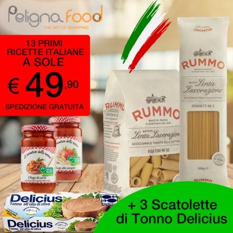 13 recettes italiennes