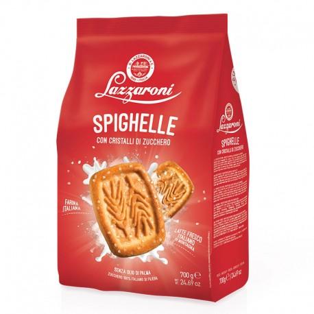 Biscotti Spighelle con Cristalli di...