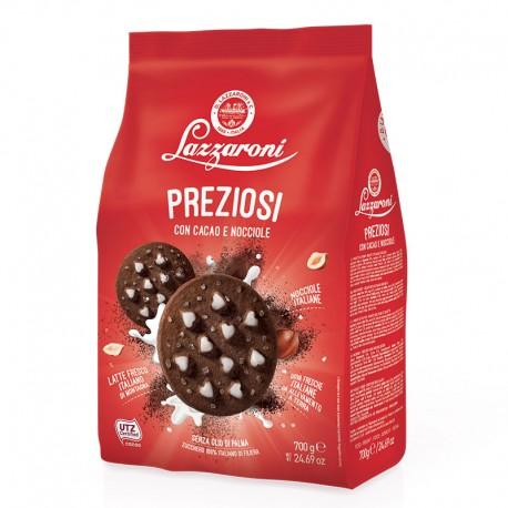 Biscuits précieux au cacao et...