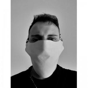 Masque lavable en ultramicrofibre