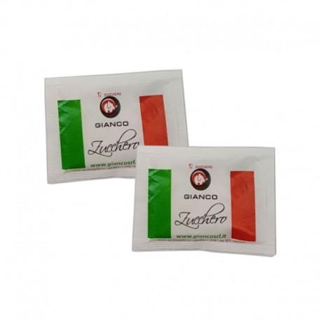 Zucchero Semolato Gianco - 2500 Bustine da 4gr