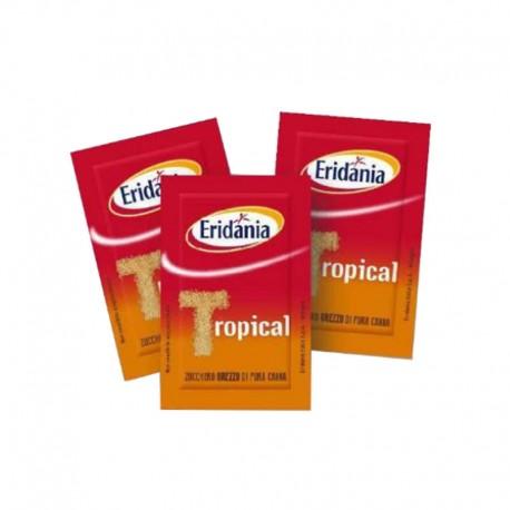 Zucchero Tropical di Pura Canna - 1000 Bustine da 4gr