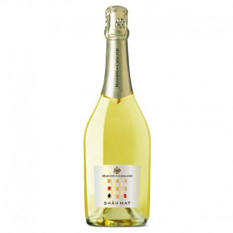 Tapis Shàh Vin Mousseux Blanc