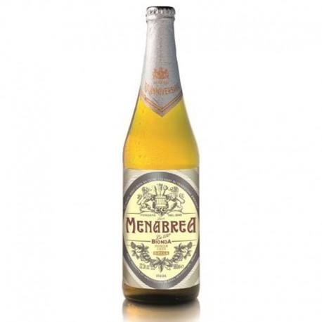 Menabrea Bière 66cl La 150° Bionda