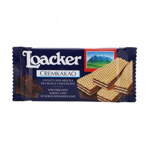 Wafer Classic Cremkako Loacker 45g