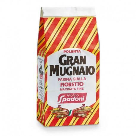 Farina Polenta Gran Mugnaio Fioretto Spadoni - 1kg