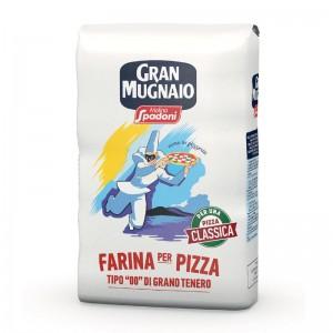 """Farina """"00"""" Gran Mugnaio per pizza Spadoni - 1kg"""