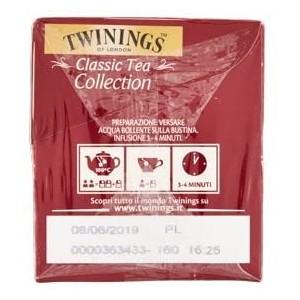 Twinings Classics Tea Collection - 20 Filtri Sigillati Singolarmente
