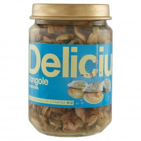 Muscheln in Natural Delicius - Glas...