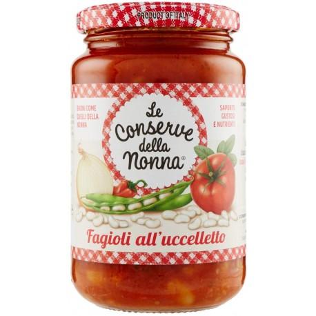 Le Conserve Della Nonna - Haricots à...