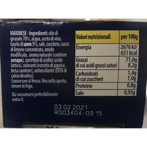 Mayonnaise Classique - tube 142gr