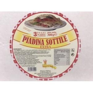 Piadina Sottile - 300gr