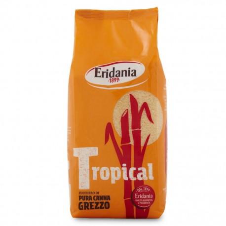 Sucre de Canne Cassonade Tropical - paquet de 1kg