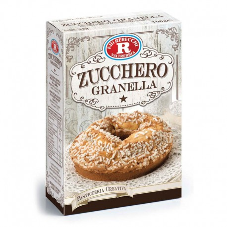 Zucchero Granella Rebecchi - 100 gr