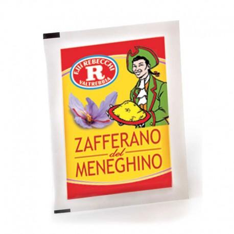 Zafferano del Meneghino Rebecchi - Busta da 0,125 gr