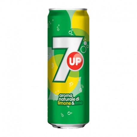 Seven Up - Vetro da 33 cl