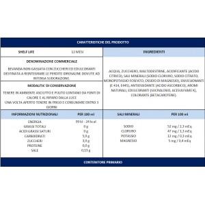 Gatorade Sport Arancia - Pet da 500 ml
